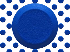 Bodenindikatoren aus Polyurethan/ Kunststoff