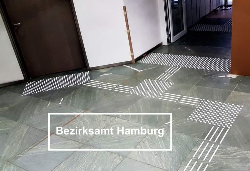Bezirksamt in Hamburg