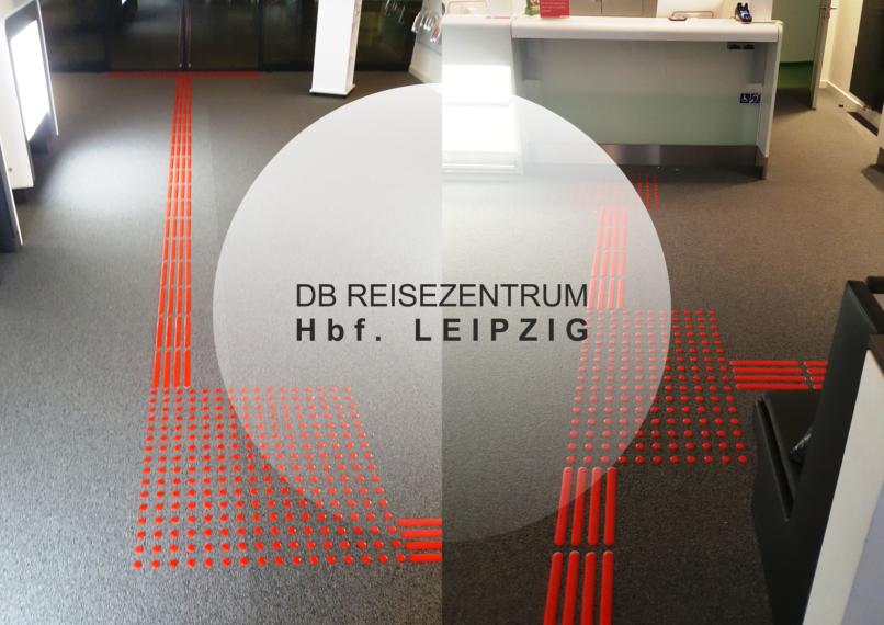 Deutsche Bahn Reisezentrum Leipzig